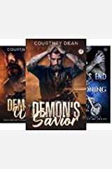 Demons United MC Romance (3 Book Series) Kindle Edition