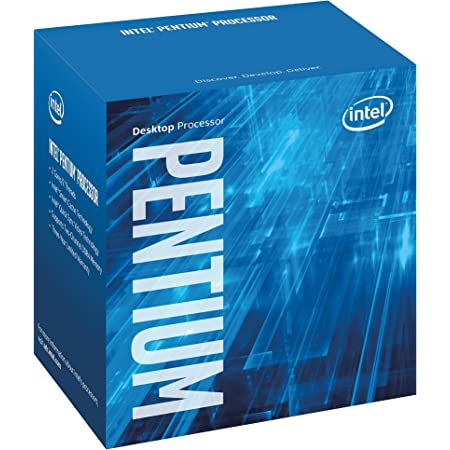 Intel Pentium G4600 3.6 LGA 1151 GHz Dual-Core Desktop Processor BX80677G4600