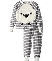 P.J. Salvage Kids - Lamb Pajama Set (Little Kids)