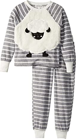 P.J. Salvage Kids - Lamb Pajama Set (Little Kids)