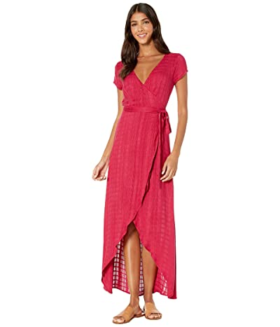L*Space Goa Dress Cover-Up (Strawberry) Women