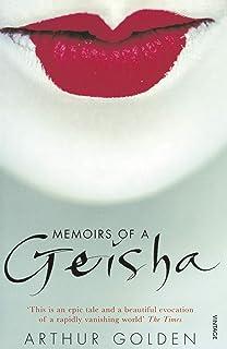 Memoirs of a geisha: Arthur Golden