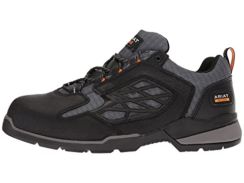 Visit New Online Ariat Rebar Flex Lo Black Cheapest Cheap Price Clearance Visit New Buy Cheap Enjoy nJIgSuqfo