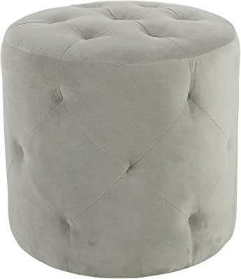 Amazon Com Skyline Furniture Tufted Cocktail Ottoman In