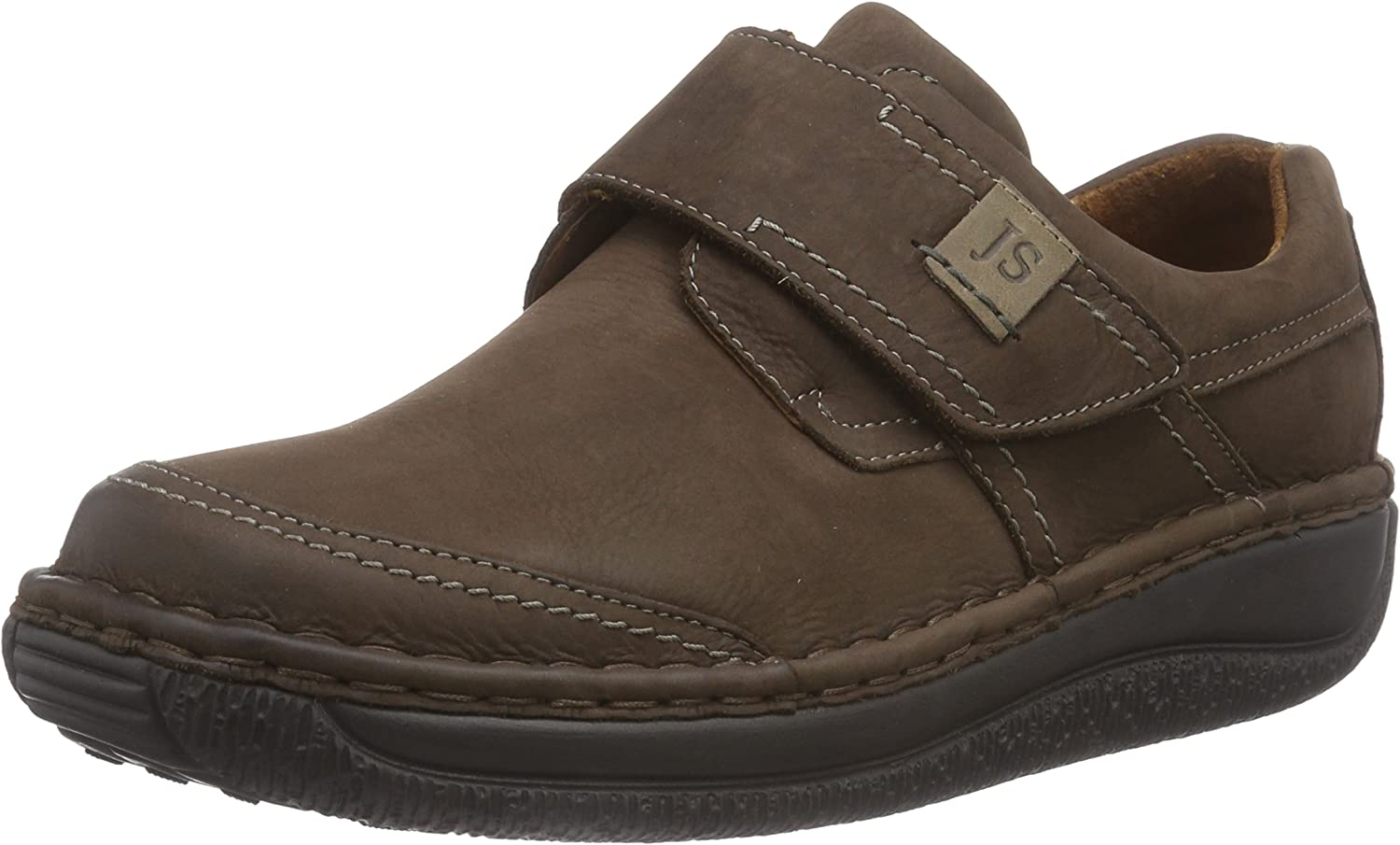 Josef Seibel Men Slipper GARRETT 05 grey, (Mgold DUNKELGRUEN) 44436994 748