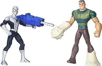 ultimate spiderman vs sandman