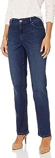 Women's Petite Mandie Signature Fit 5 Pocket Jean,...