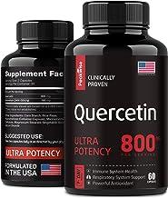 Quercetin Capsules 800 MG - Quercetin with Bromelain Supplements - Quercetin Pure Encapsulations - Anti-Inflammatory Immun...