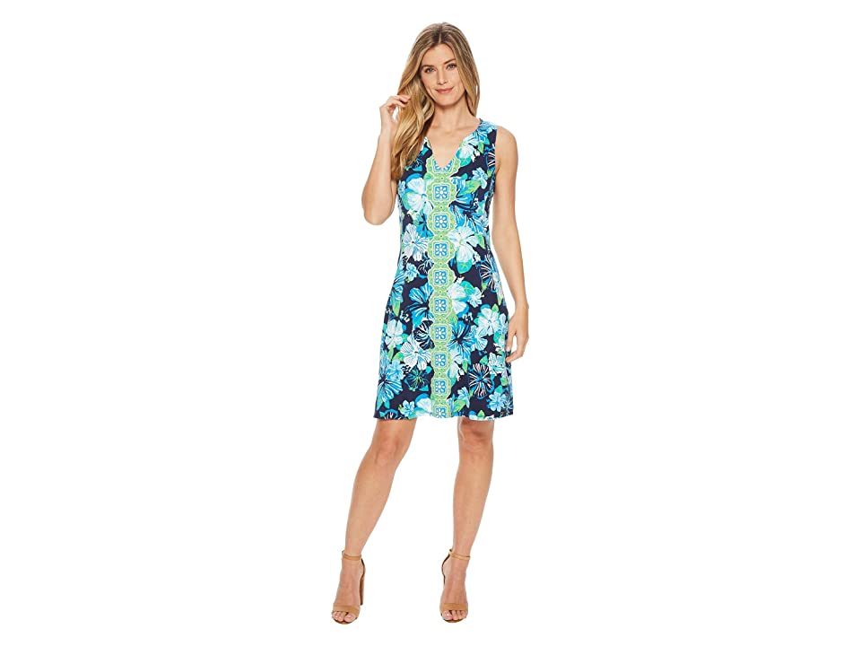 Hatley Sienna Dress (Hibiscus Kali) Women