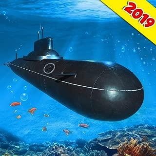 Army Submarine Driving Simulator 2020