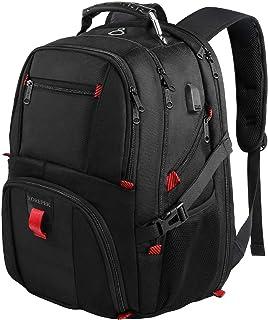 YOREPEK Backpacks for Men,Extra Large Travel Backpack with USB Charging Port,TSA Friendly...