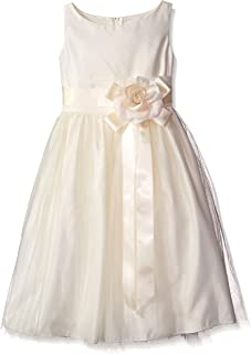 633561c3e4e Baby Toddler Flower Girl Vintage Satin Tulle Special Occasion Dress - 11  Colors
