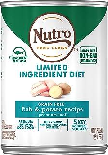 Nutro Limited Ingredient Potato Premium