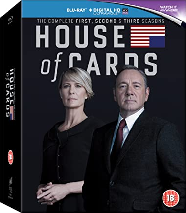 House of Cards - Seasons 1