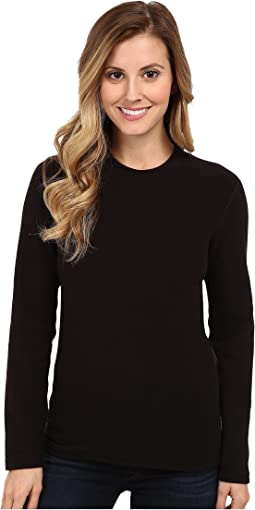 Pepper Fleece Top