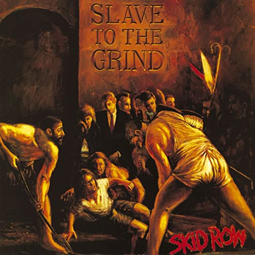 Slave To The Grind [Explicit] by Skid Row on Amazon Music - Amazon com