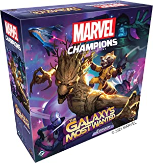 Marvel Champions: The Card Game - The Galaxy's Most Wanted | Marvel Card Game for Teens and Adults | Ages 14+ | for 1-4 Pl...