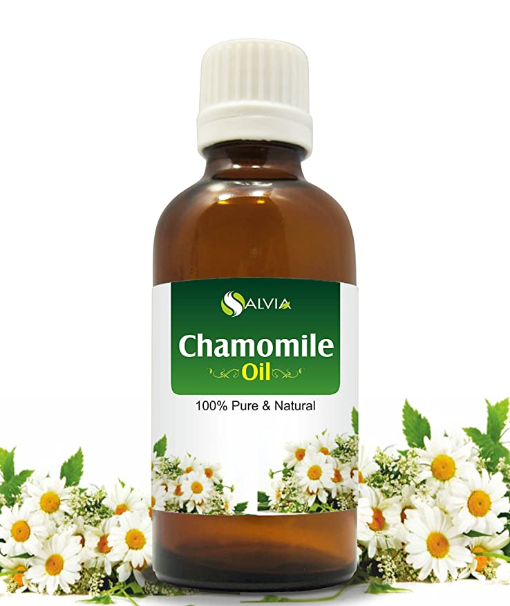 初心者調査ヘビCHAMOMILE OIL 100% NATURAL PURE UNDILUTED UNCUT ESSENTIAL OIL 15ML
