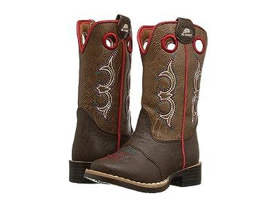 M&F Western Kids Kolter (Toddler) (Brown/Tan) Boys Shoes