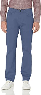 Men's Straight-Fit 5-Pocket Comfort Stretch Chino Pant