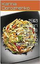 190 migliori piatti di carne, molto semplice (Italian Edition)