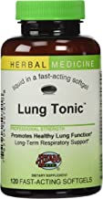 Lung Tonic - Long-term Herbal Respiratory Remedy Supports Lung and Bronchial Health - All-Natural - 120 Softgels (Contains...