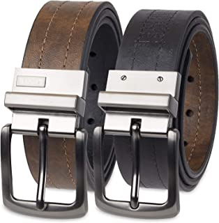 Men's Reversible Casual Jeans Belt