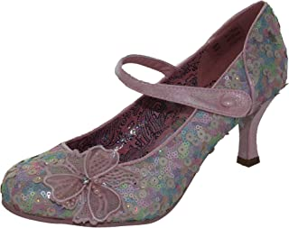 6bd9b4e0af Joe Browns Couture Katherina Womens Occasion Shoes Pastels/Multi -  Pastels/Multi - UK