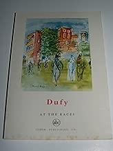 Dufy At the Races (Petite Encyclopedie de l'Art, 12)