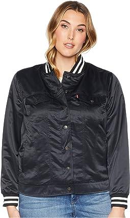 Varsity Trucker Jacket