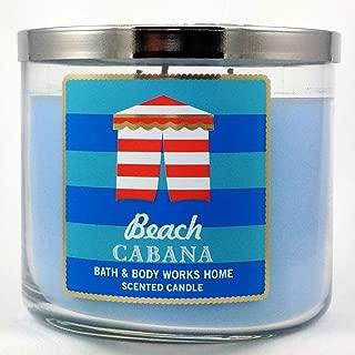 Bath & Body Works 3 Wick Candle 14.5 Oz Beach Cabana