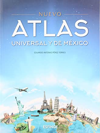 Nuevo Atlas universal y de México