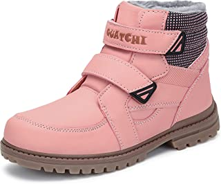 Mishansha Botas de Nieve Zapatos de Niños Antideslizantes Zapatillas de Senderismo Gr.28-36
