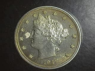 1912 Liberty Head Nickel Proof
