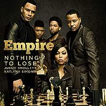 Nothing to Lose (Treasure Remix) (feat. Jussie Smollett & Katlynn Simone)