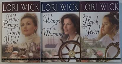 The Hawk and the Jewel, Wings of the Morning, Who Brings Forth the Wind (Kensington Chronicles, Books 1- 3)