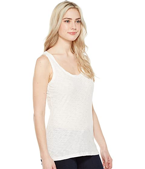 Gauzy Top by Tank Dylan Cotton w Twisted Neck Grit True gwtXqwxY