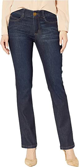 Body Sculpt Straight Jeans in Dark Blue