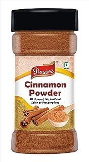 Dunhill Desire Pure and Natural Cinnamon Dalchini Powder, 100 g