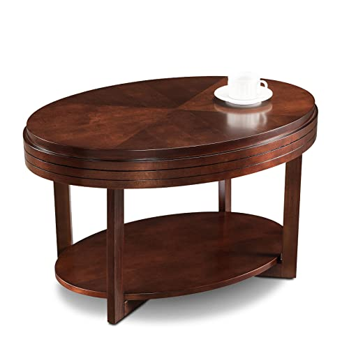 Oval Wood Coffee Tables Amazon Com