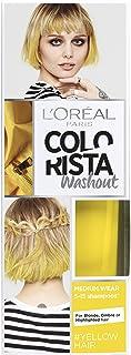 L 'Oreal colorista lavado amarillo neón semipermanente pelo, 80ml