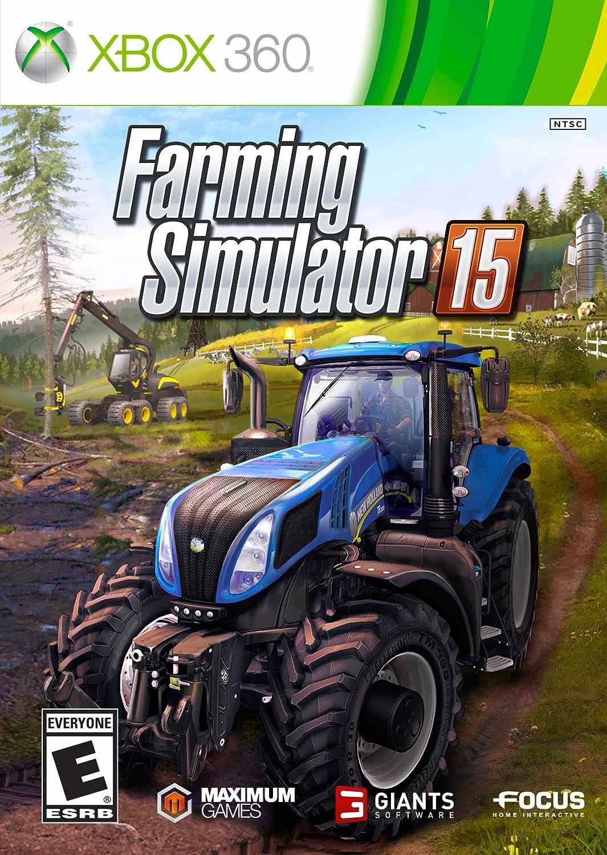 Farming Simulator 15 Charlotte Mall 360 Max 52% OFF - Xbox