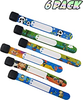 toddler id bands