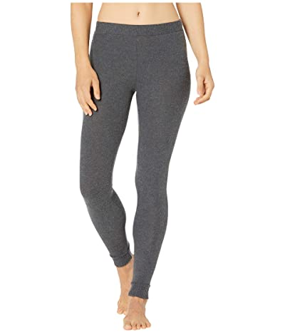 Eberjey Cozy Time The Cozy Leggings (Charcoal Heather) Women