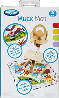 Playgro Muck Mat Baby Playmats , Pack of 1