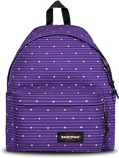 EASTPAK PADDED PAK'R Sac à dos loisir, 40 cm, 24 liters, Violet (Little Stripe)