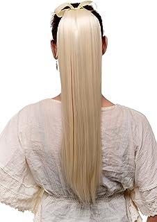 WIG ME UP ® -C9429-613 Cola postiza, cinta para el pelo