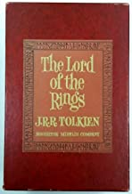 The Lord of the Rings Trilogy - Second Edition, Revised: Vol. I - The Fellowship of the Ring, Vol. II - The Two Towers, Vo...