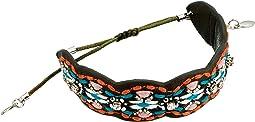 Rebecca Minkoff - Stitched Guitar Strap Pulley Bracelet