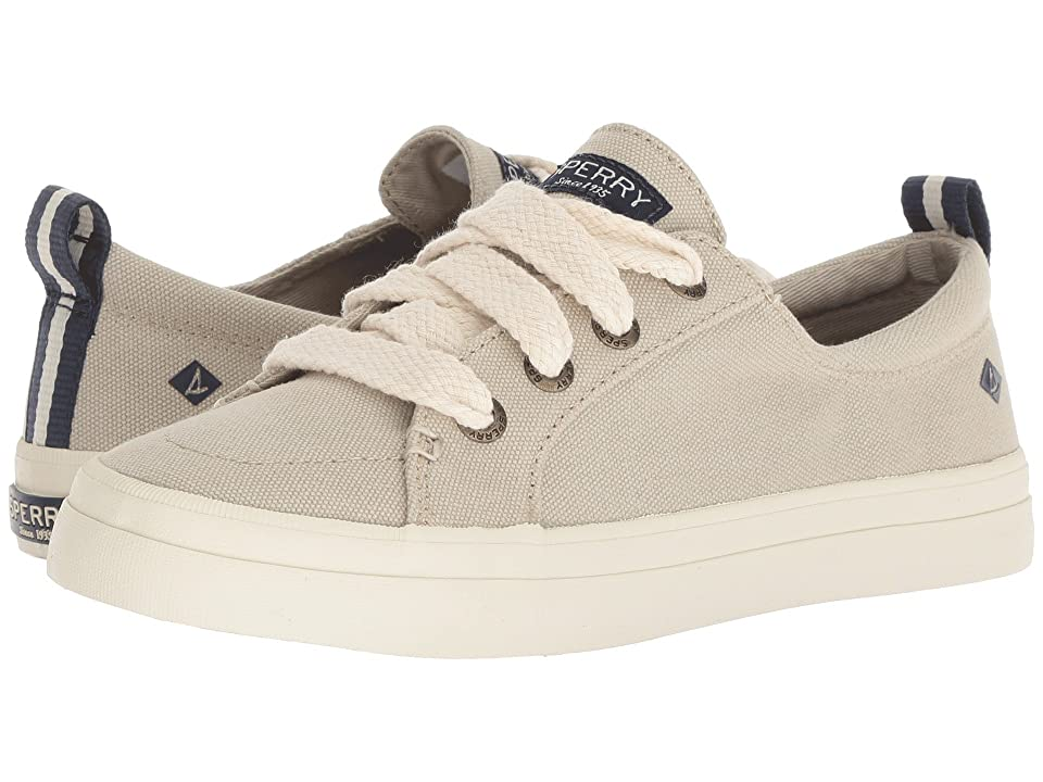 Sperry Crest Vibe Chubby Lace (Ivory) Women